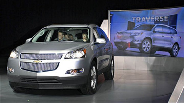 Chevrolet Automaker Traverses New Ground Pittsburgh