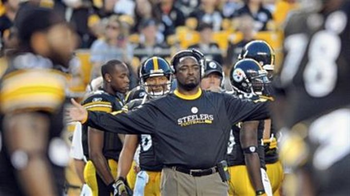 25-11 in 2 Mike Tomlin is 25-11 including the postseason in his first two years as head coach.