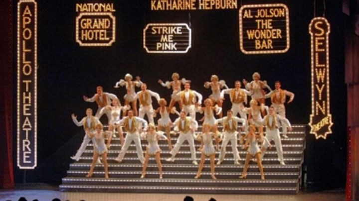"'42nd Street' CLO will kick off its 2013 summer season with the toe-tapping ""42nd Street."""