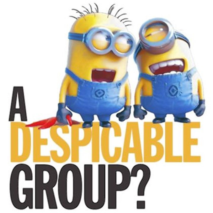 A 'Despicable' group? When you're a villain, good help is hard to find ...