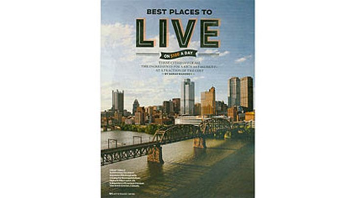 "AARP Pittsburgh ranked first on the ""Best Cities for Successful Aging"" index."