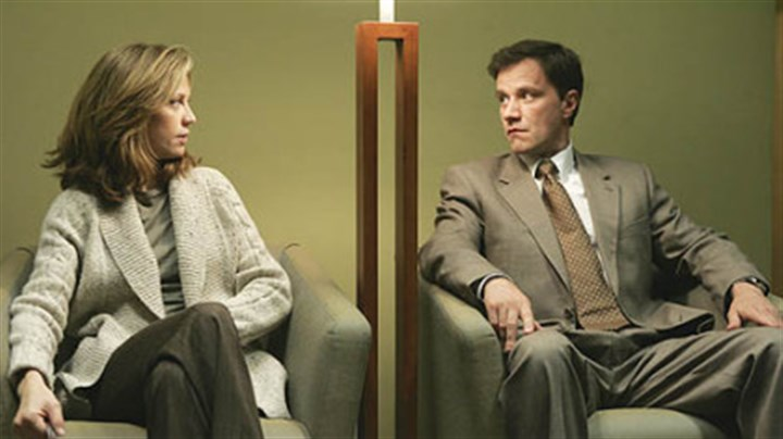 "Ally Walker and Tim DeKay In HBO's ""Tell Me You Love Me,"" Ally Walker and Tim DeKay portray one of the couples whose lives are intimately explored."