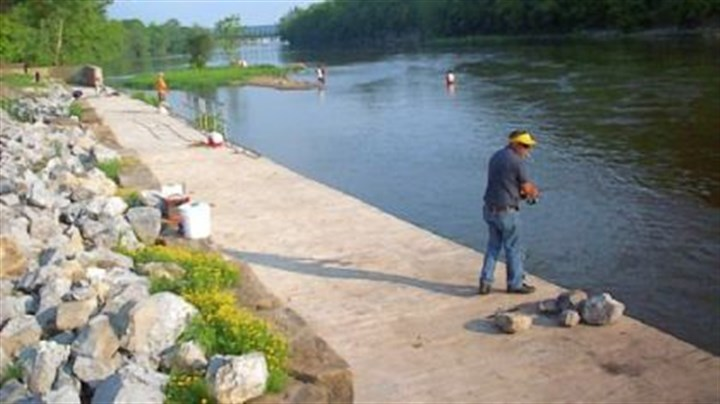 Angling 101 a starter course on catching fish for Fishing in pittsburgh