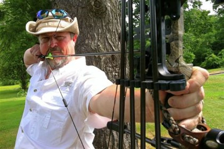 archery Competitive archery draws on a different set of variables when held in practical hunting conditions. Rick Bowden of Fairchance, Fayette County, will be among some 1,400 archers competing in the International Bowhunters Organization world championships in Somerset County.