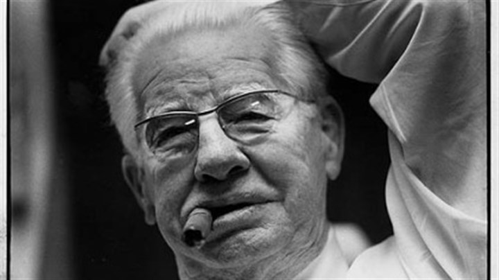 Art Rooney Sr. The 'mom-and-pop' business is in danger.
