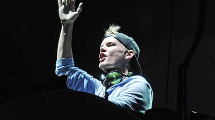 Avicii 2 Avicii on Thursday at Consol Energy Center.