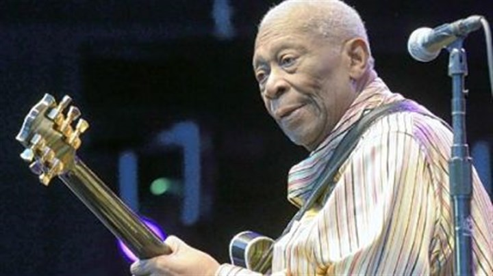 B.B. King B.B. King's concert at the Benedum left at least one fan disappointed.