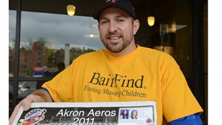 bair find Dennis Bair of a Squirrel Hill advertised the faces of missing Cleveland women Amanda Berry and Gina DeJesus for years as part of the foundation he created to search for missing children.