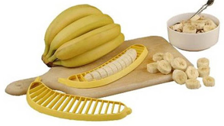 Banana slicer Hutzler 571 Banana Slicer, available at Amazon.com.