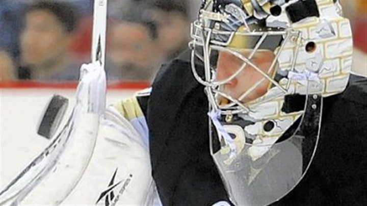 Beside the point Marc-Andre Fleury carried a shutout into the final three minutes of the game before giving up the tying goal and then the winner in overtime.