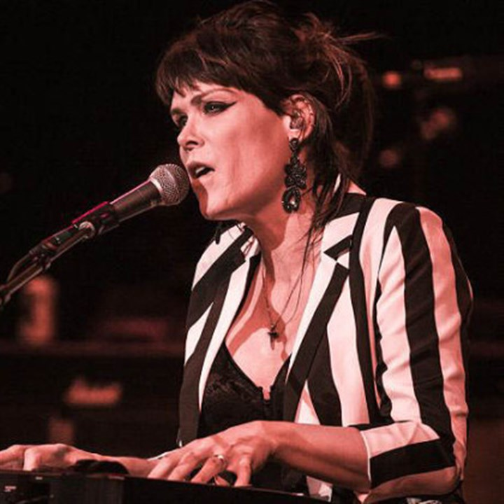 Beth Hart Blues singer Beth Hart opened for The Rides Tuesday at Carnegie Library Music Hall in Munhall.