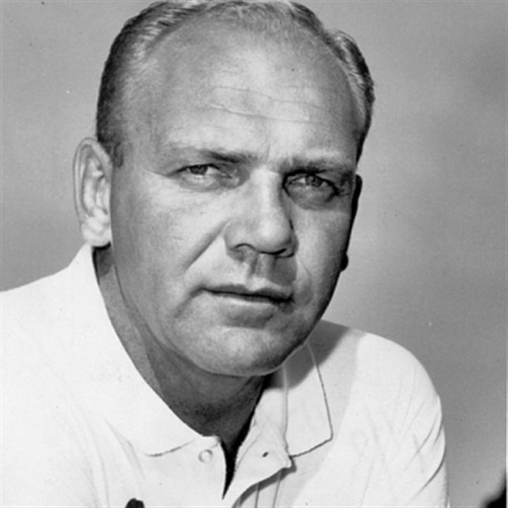 Bill Austin Pittsburgh Steelers head coach Bill Austin in a 1968 file photo.