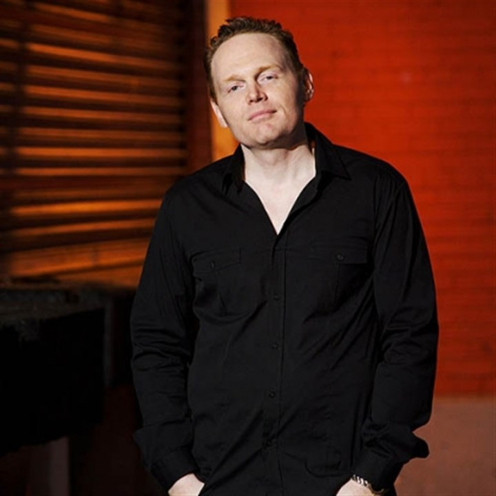 Bill Burr Comic Bill Burr is known for pushing the envelope.