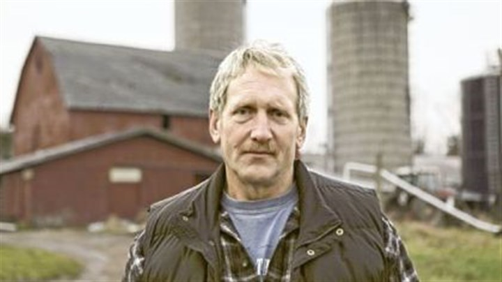 Bill Graby Bill Graby, a dairy farmer in Callicoon, N.Y., has been campaigning to lift the New York state ban on fracking.