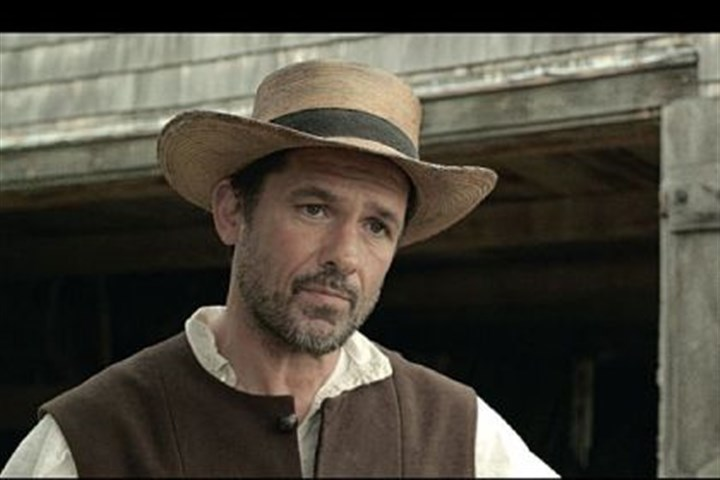 "Billy Campbell A town turns on Billy Campbell during the Civil War in ""Copperhead."""