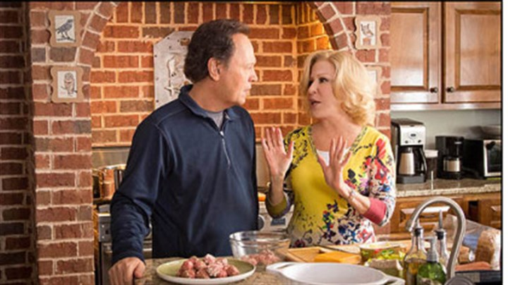 "Billy Crystal and Bette Midler Billy Crystal and Bette Midler in ""Parental Guidance."""