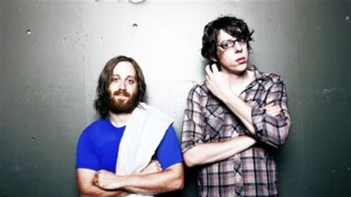 Black Keys Former schoolmates Dan Auerbach and Patrick Carney formed Black Keys in 2001. The duo plays the Three Rivers Arts Festival tomorrow night at 8.