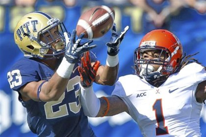 boyd Pitt sophomore receiver Tyler Boyd is among the host of young talent playing in the ACC.