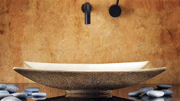 Big splash high end sinks show sense of style provide for Are vessel sinks out of style
