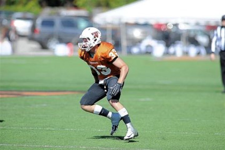 Bryan Gary Shaler Area High School graduate Bryan Gary plays linebacker for the Waynesburg University football team.