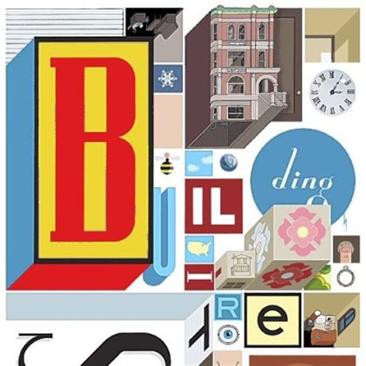 "'Building Stories' ""Building Stories"" (2012) by Chris Ware."