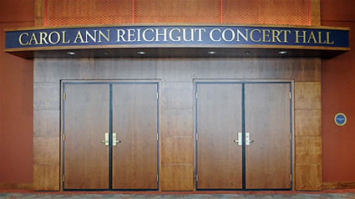 Carol Ann Reichgut Concert Hall Seton Hill University's Performing Arts Center includes the Carol Ann Reichgut Concert Hall.