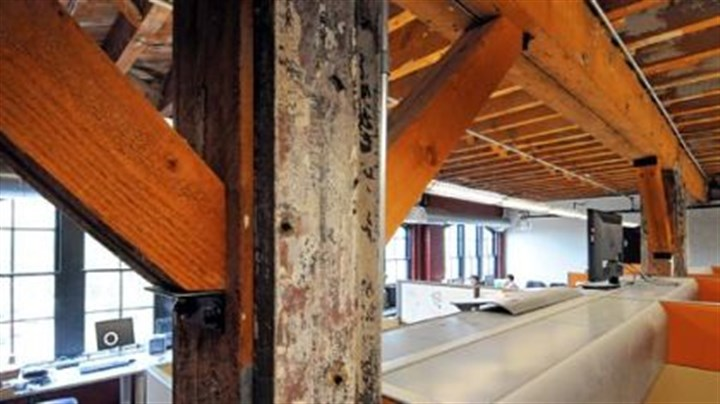 Ceiling beams Ceiling beams