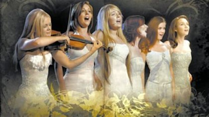 Celtic Woman photo Celtic Woman is actually a group of women -- Mairead Nesbitt, Lisa Kelly (on maternity leave), Chloe Agnew, Orla Fallon, Lynn Hilary and Alex Sharpe.