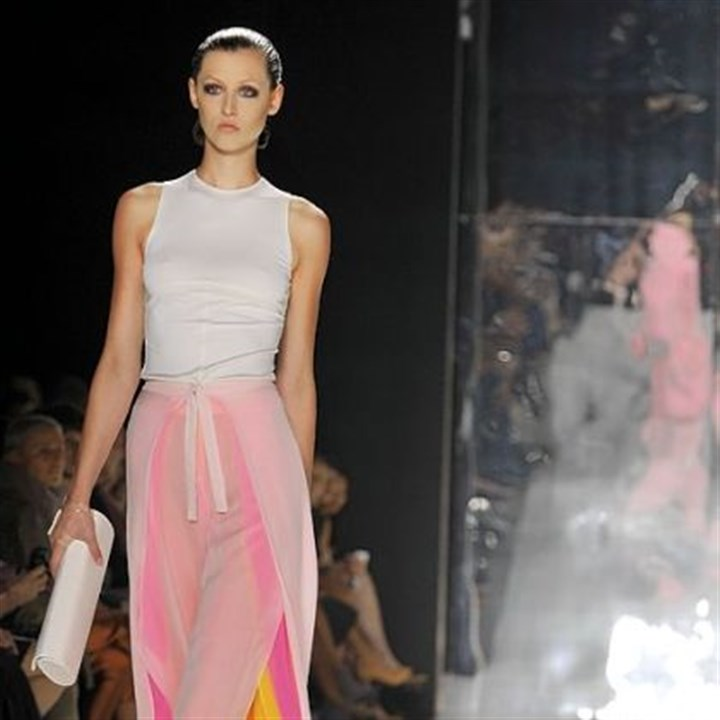 Chado Ralph Rucci gown The Chado Ralph Rucci Spring 2013 collection.