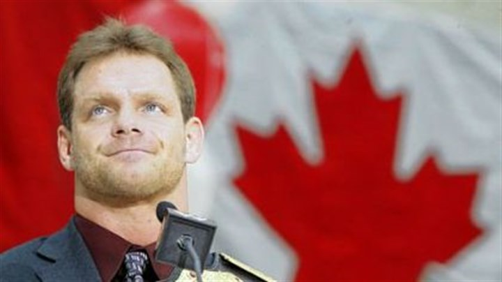 Chris Benoit Wrestler Chris Benoit strangled his wife and 7-year-old son and then hanged himself in 2007.