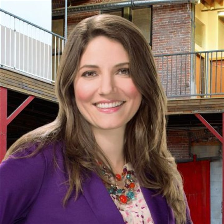 "Christy Biberich Grove City native Christy Biberich will compete on HGTV's ""Brother vs. Brother."""