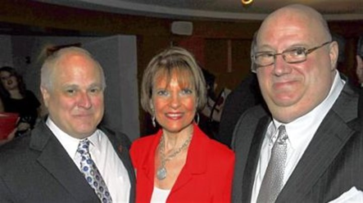 Chuck Christen, Linda Bucci and Bart Rauluk Chuck Christen, Linda Bucci and Bart Rauluk.