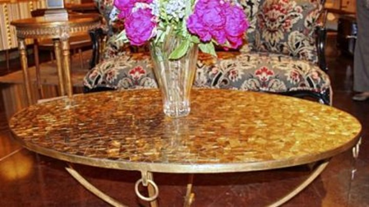 Clairval coffee table Clairval coffee table by French Heritage in 