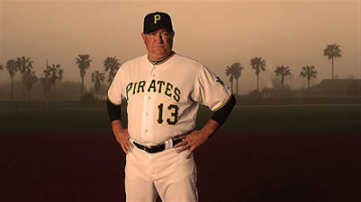 Clint Hurdle Pirates manager Clint Hurdle.