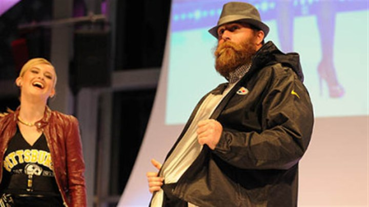 Co-chair Brett Keisel Co-chair Brett Keisel