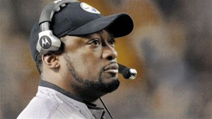 Coach Mike Tomlin Mike Wallace's latter-game touchdown might have redeemed Mike Tomlin's playcalling -- onside kick, anyone? -- and if the coach is lucky, the score may have changed the Steelers' season as well.