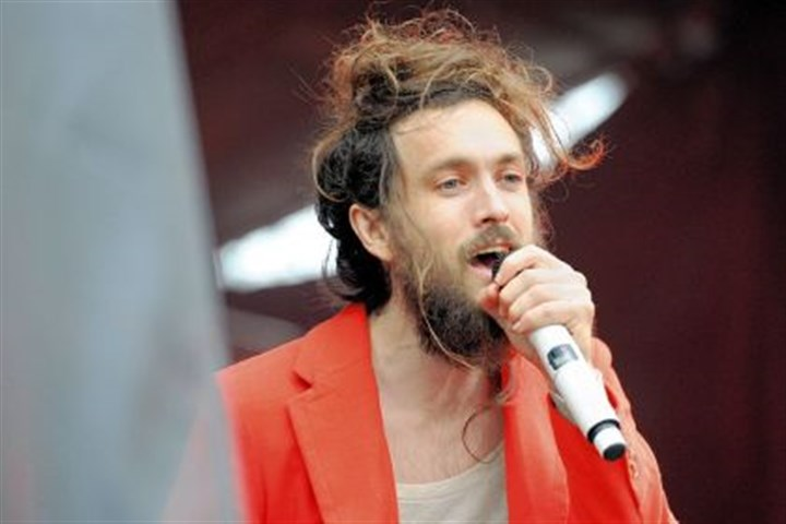 Concert review at Arts Festival Alex Ebert of Edward Sharpe and the Magnetic Zeros gets things rocking Friday at the Three Rivers Arts Festival in Point State Park.