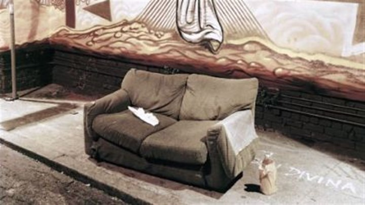 "'Couch, San Francisco, 2010' ""Couch, San Francisco, 2010,"" by Will Steacy."
