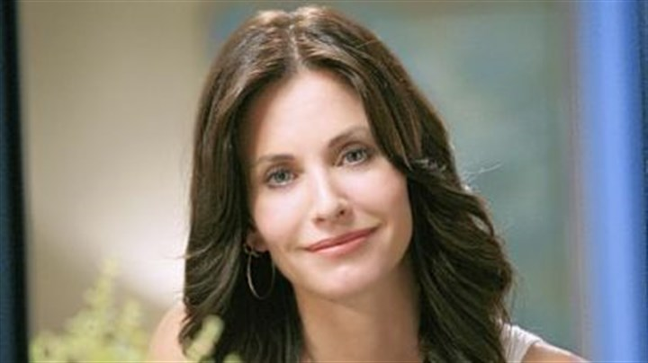 "'Cougar Town' Courteney Cox stars in ABC's ""Cougar Town."""