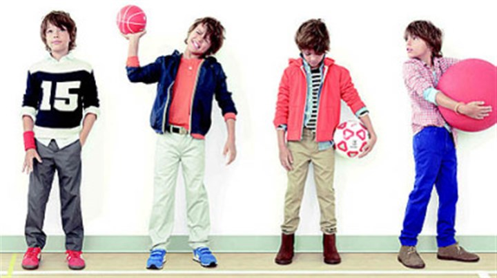 Crewcuts Looks for boys for fall from Crewcuts.