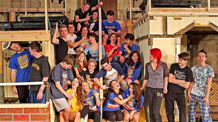 "Damn Yankees ""... the Hampton Talbots have added yet another twist to [Damn Yankees], bringing character, teamwork, and zest into the musical."""