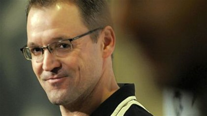Dan Bylsma Dan Bylsma -- Led the Penguins from 10th in the Eastern Conference to fourth