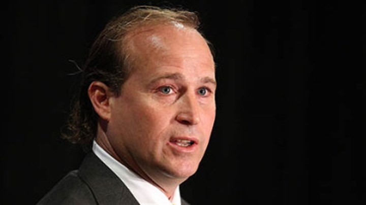 Dana Holgorsen West Virginia coach Dana Holgorsen speaks to the media during the Big East's football media day Tuesday, in Newport, R.I.