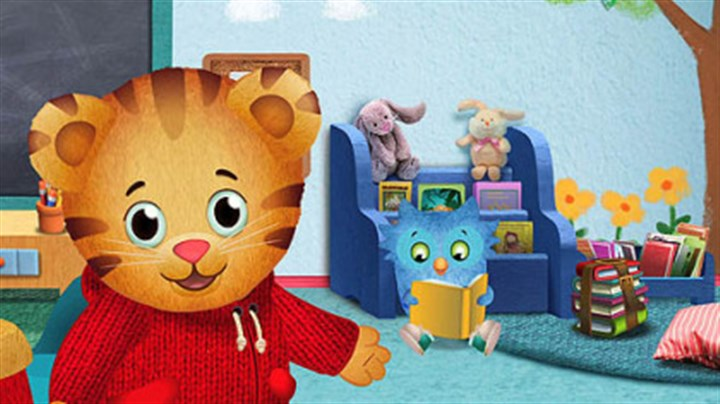 Daniel Tiger and O the Owl Daniel Tiger and O the Owl.