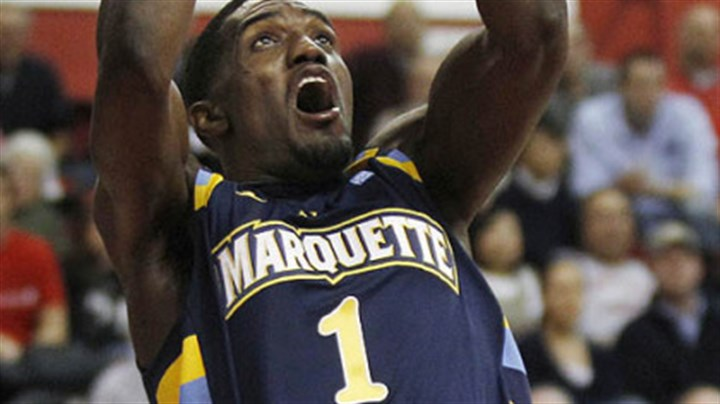 Darius Johnson-Odom Darius Johnson-Odom is Marquette's leading scorer with 15.6 points per game this season.