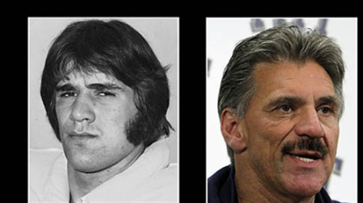 Dave Wannstedt Pitt's Dave Wannstedt: Now and then.