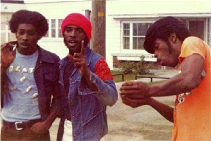 David, left, Bobby and Dannis Hackney Detroit brothers David, left, Bobby and Dannis Hackney were punk rock pioneers in the 1970s with their band Death.