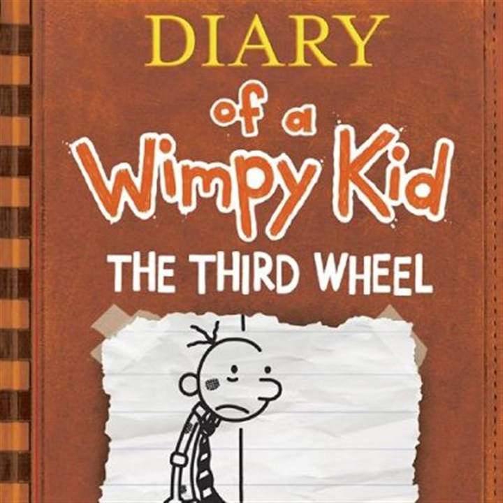 Diary Of A Wimpy Kid Characters The Third Wheel Children's Corner: 'Th...