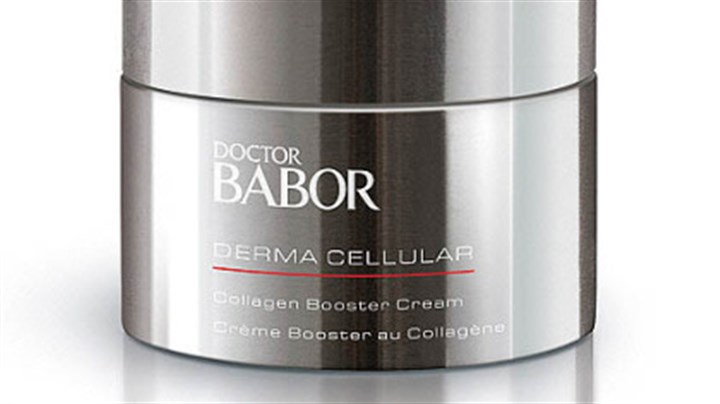 "Doctor Babor Collagen Booster Cream Doctor Babor Collagen Booster Cream: ""The nature-based Babor line from Germany is huge in Europe but newer in the U.S."""
