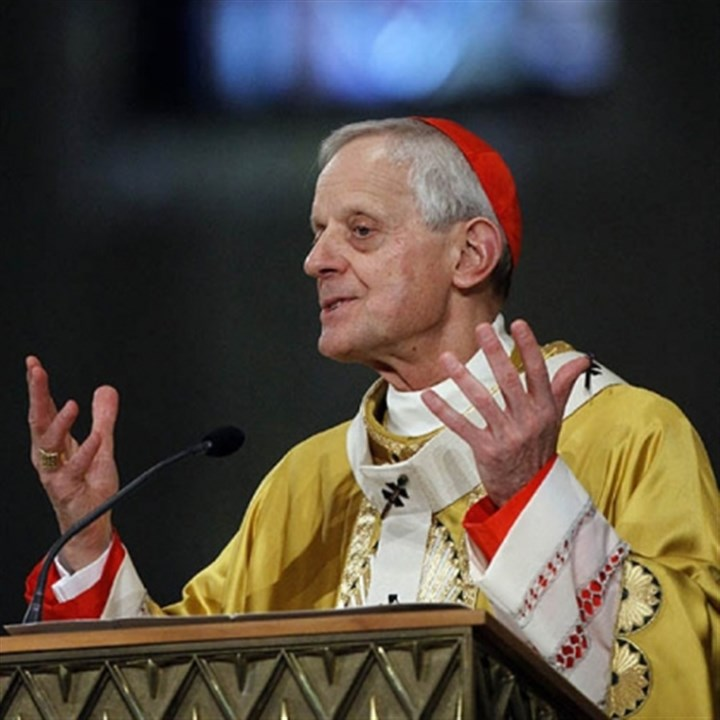 donald wuerl file Cardinal Donald Wuerl, Archbishop of Washington, gives the homily during Easter Mass at the Basilica of the National Shrine of the Immaculate Conception Roman Catholic Church Sunday, April 24, 2011 in Washington.